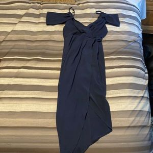 Showpo Navy Dress
